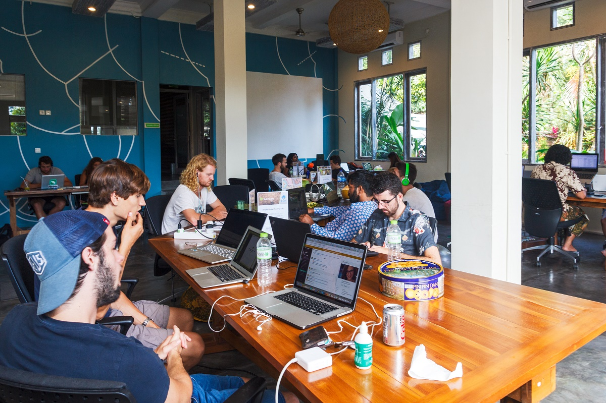 Outpost coworking and coliving