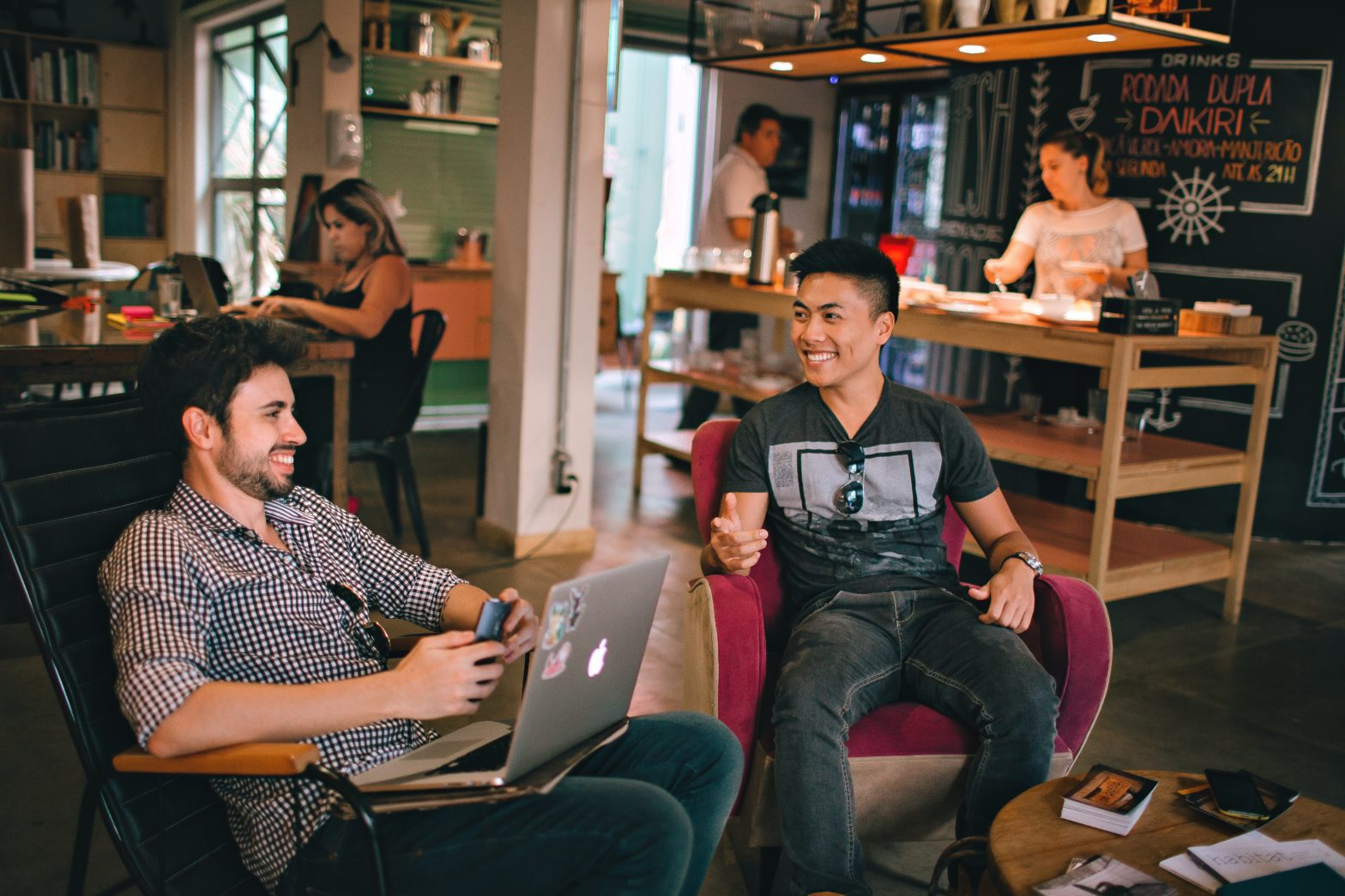 finding community anywhere you go as you work from coliving spaces and coworking spaces.